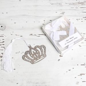 Marturii nunta semn carte coroana regala