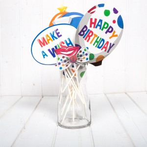 Set recuzita petrecere Happy Birthday