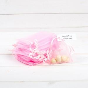 Marturii botez saculeti roz medii